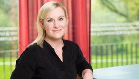 Anna-Lena Priebe, Jugendbildungsreferentin MEO