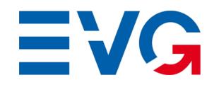 Logo der Gewerkschaft EVG