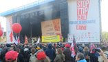 TTIP-Demo in Berlin